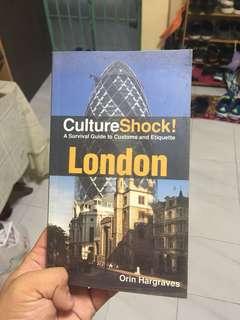 Culture Shock London