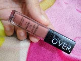 Make over matte lipcream 012 couture isi 90%