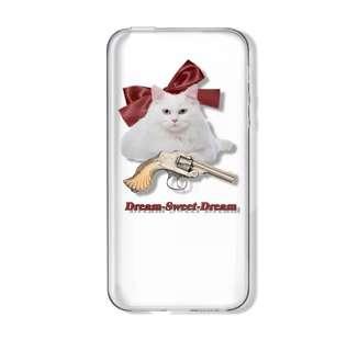 原創手槍與貓 iphone6/6s Plus 5.5吋 透明手机壳