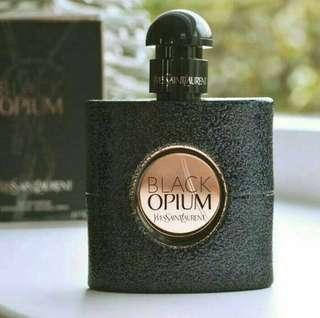 PARFUM YSL BLACK OPIUM FOR WOMEN