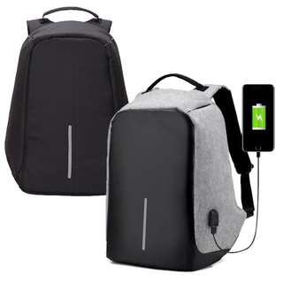 Anti Theft Design Premium Double Strap Laptop and Travel Backpack