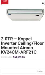 Ceiling Mounted Inverter