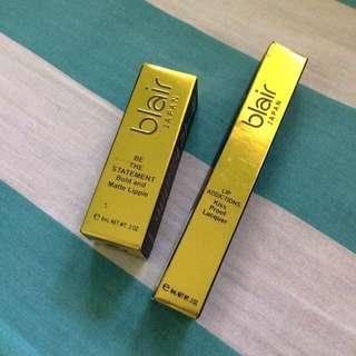 Blair Japan Liquid Matte & Velvet Matte Lipstick Bundle