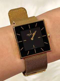 Roxy Gold Watch