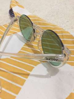 Sunglass Le Specs x Henry Holland Muffin Top