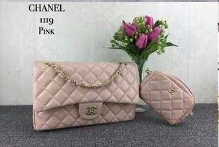1119# CHANEL Handbag
