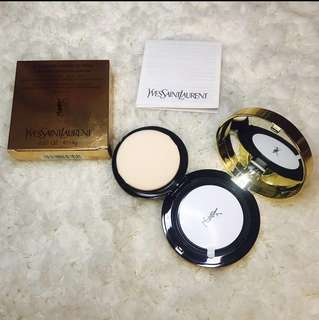 YSL Le Cushion encre de Peau  Monogram Edition B10 Full Set