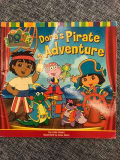 Dora the Explorer Dora's Pirate Adventure