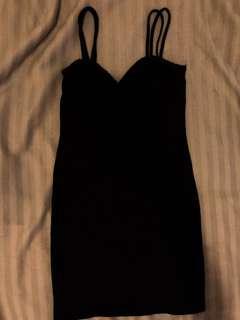 Garage XS Bodycon dress