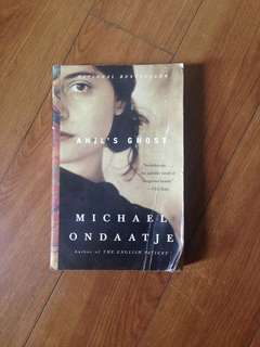 Michael Ondaatje - Anil's Ghost