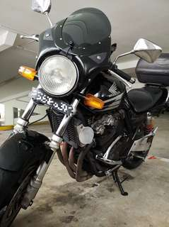 Spec 1 Super4 (Yoshimura Full System)