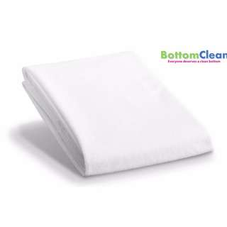 BottomClean King/Queen Waterproof Mattress Protector