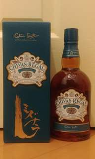 Chivas Regal Mizunara Scotch 芝華士