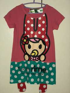 4-5T Japan character top