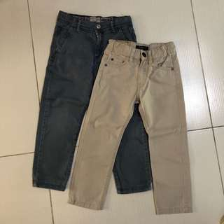 Zara Boys pants