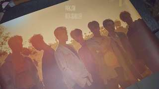 GOT7 - Eyes On You & 7 for 7 Poster (Rolled) (WTS)
