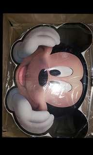 Meja karakter anak mickey mouse