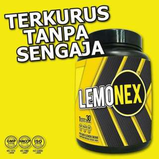 [Free Post/Free Shaker] Original Lemonex with Hologram