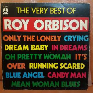 Reserved: The Very Best Of Roy Orbison  Vinyl Record
