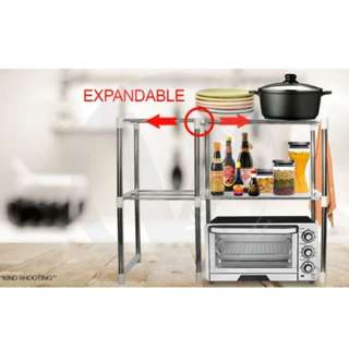 (Expendable) Oven rack 2 tier