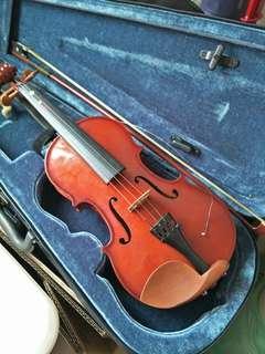 二手 1/4  1/16  小提琴