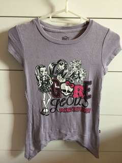 Pre❤️ Monsterhigh original kids size M