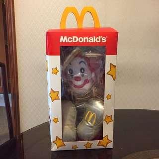 2010 McDonalds 35周年 麥當勞叔叔公仔