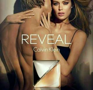 PARFUM CALVIN KLEIN REVEAL FOR WOMEN
