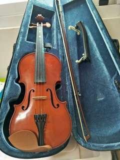 二手  4/4  3/4  小提琴