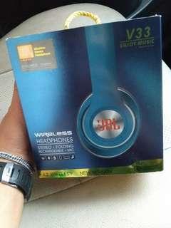 Earphone Wireless Bluetooth JBL