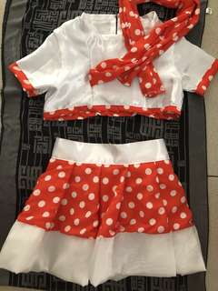 6-7T Costume made