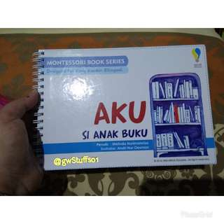 📚Preloved📚 Aku si Anak Buku