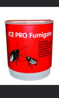 Ice Pro Fumigator