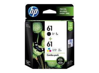 HP61 Combo Pack Ink Catridges