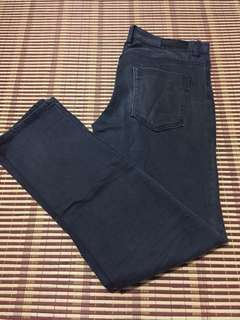 H&M jeans slim fit darkgrey color