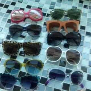 🚚 各式全新大框太陽眼鏡