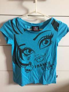 Pre❤️Monsterhigh Original Girl Size S suitable 8-10 year old