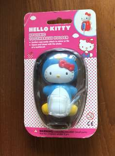 Sanrio Hello Kitty toothbrush holder