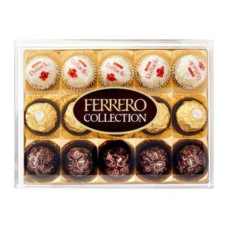 Ferrero collection T15 chocolate