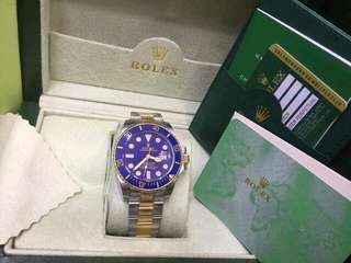 Rolex Mens Submariner