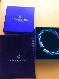 Charriol Twisted Bangle Mens