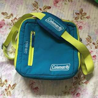 SALE!! Authentic COLEMAN insulated lunch bag