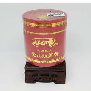 (好印象)老山頭4H盤香Natural Laoshan Core Sandalwood 4Hours Incense Coil