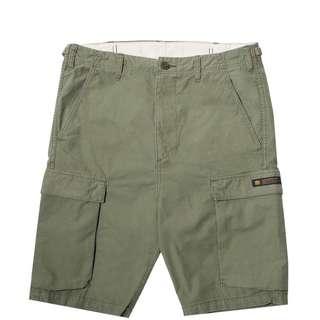 🚚 Neighborhood MIL-BDU/C-ST 軍綠色 軍裝6口袋工作褲 工作短褲