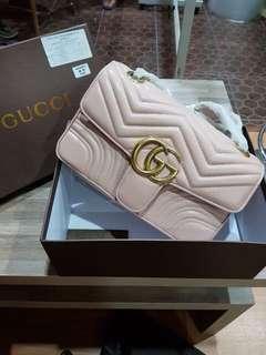 Gucci Gg Marmont Matelasse