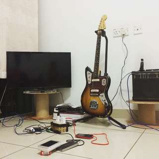 Fender Jaguar (convert)