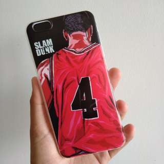 Slam dunk phone case for iphone 6+/6s+