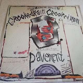 death metal cd - pavement - crooked rain