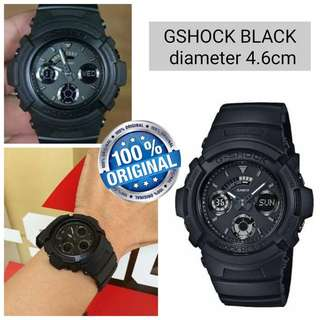 Jam Tangan G-Shock Original Black