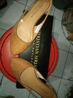Flat shoes barang baru, blm prnah dipakai